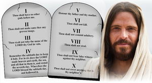 Jesus and the Ten Commandments